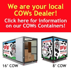 8' and 16' Containers Available